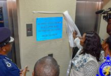 IGP commissions new elevator for CID