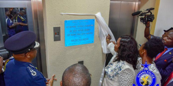 IGP commissions new elevator for CID