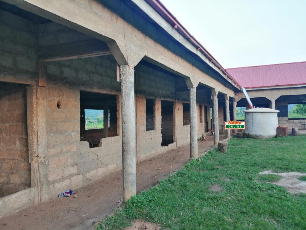 Solid Rock Baptist Academy in Dromankesse