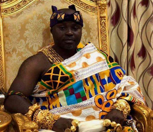 Asamponhene, Nana Kwadwo Afuduo