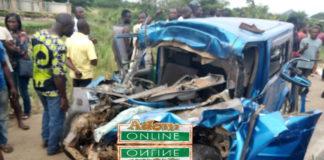 Awutu accident