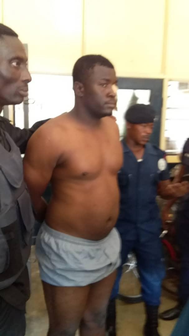 police killer arrest