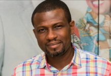 President of the Creative Arts Council, Mark Okraku-Mantey