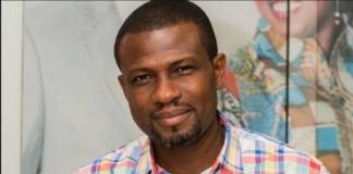 President of the Creative Arts Council, Mark Okraku-Mantey