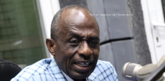 Asiedu Nketia General Secretary of NDC