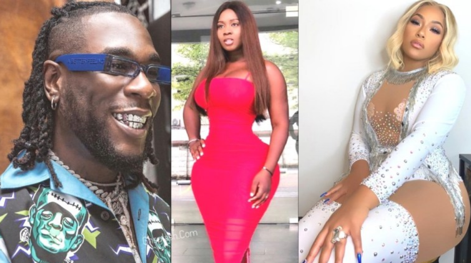Stefflon Don reacts to rumours of Burna Boy cheating on her