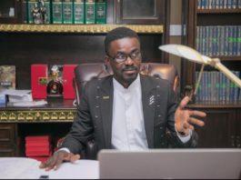 Nana Appiah Mensah, CEO of Menzgold and Zylofon Media