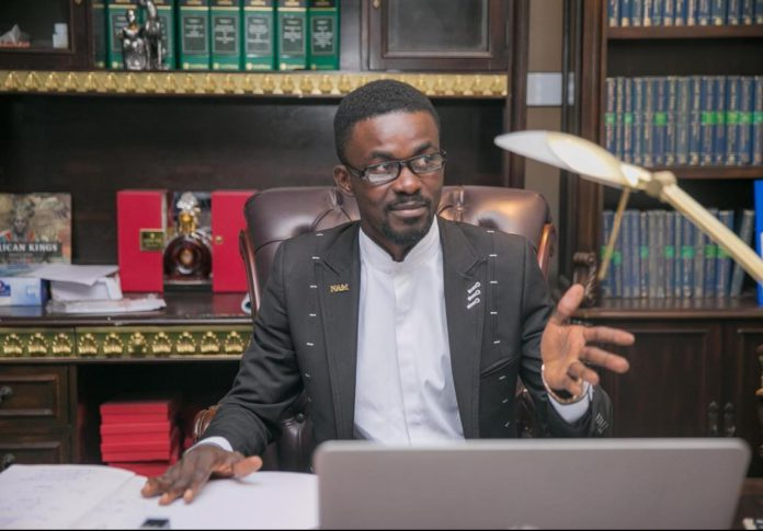 Nana Appiah Mensah, CEO of Menzgold and Zylofon Media