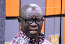 Minister for Lands and Natural Resources, Kwaku Asomah-Cheremeh