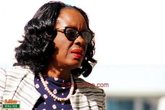 Attorney-General, Gloria Akufo