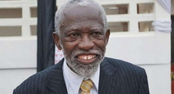 Prof Stephen Adei is the new Chair of the Board of the Ghana Revenue Authority