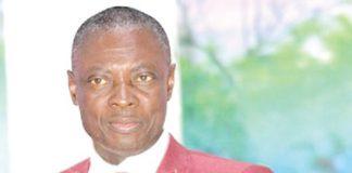 Founder of Ghana Union Movement, Reverend Christian Kwabena Andrews