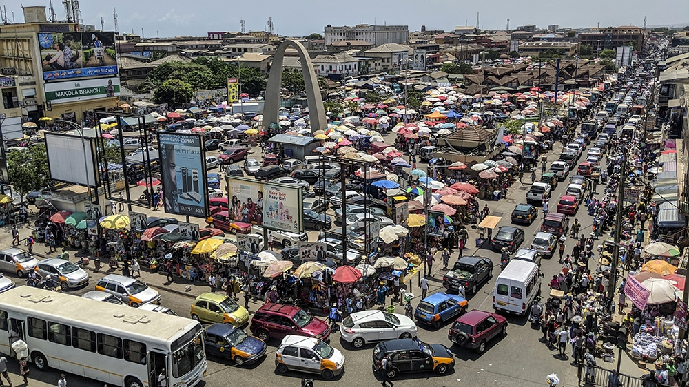 Special report: Accra roads to avoid to dodge the 'crazy' traffic jam  (Video) - Adomonline.com