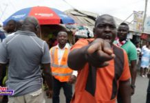 James Addo expressed discontent with the work of the Clean Ghana campaign team