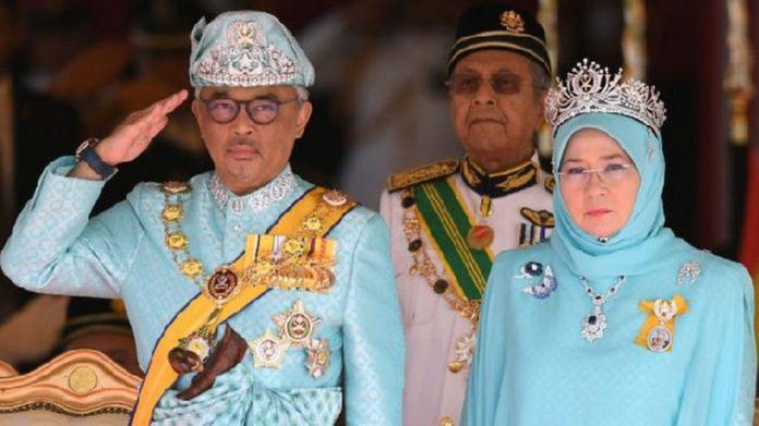 Malaysia's queen, Raja Permaisuri Agong