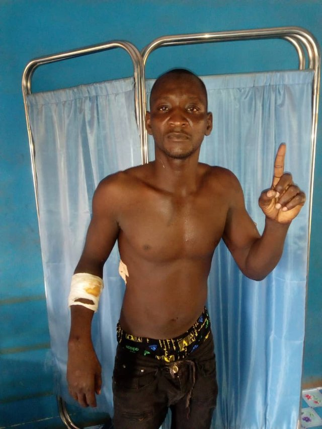 Yakubu Kanbo Naa allegedly masterminded the killing of Corporal Agatha Nana Nabin on July 30.