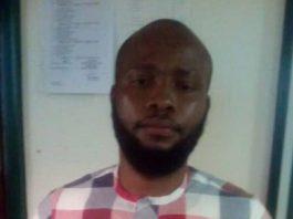 Chika Innoidim John is the third suspect in the Takoradi kidnapping case