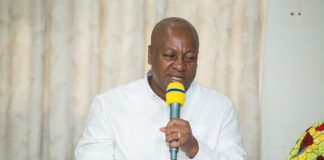 John Dramani Mahama,