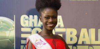 Sarah Odei Amoani, 1st runner-up for 2019 Miss Ghana