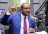 Deputy Minister of Information, Pius Enam Hadzide