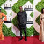 L-R: Nana Konadu Agyeman-Rawlings, Joe Mettle and Mzbel