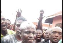 Nana Kwame Baffoe IV.