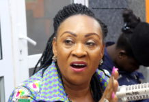 Minister of Special Development Initiative, Mavis Hawa Koomson