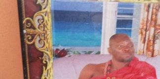 Chief Gyaasehene of Gomoa Akraman - Yaw Egyir