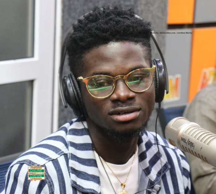Ghanaian Highlife musician, Kuami Eugene says it was all planned out when he said his Zara shoes cost him $700 in an interview