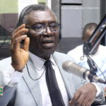 Former Minister of Environment, Science, Technology and Innovation, Professor Kwabena Frimpong-Boateng