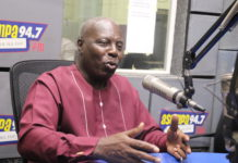 Ghana Ambassador to the United States, Baffour Adjei Bawuah