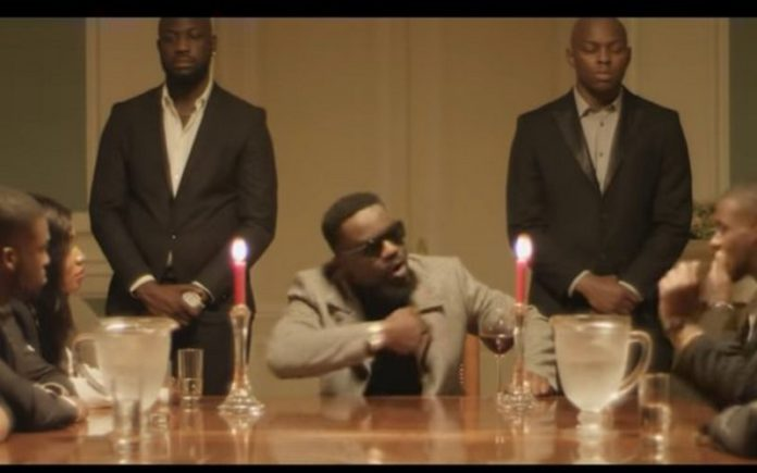 Sarkodie in Hand to Mouth