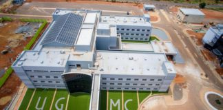 The University of Ghana Medical Centre (UGMC)