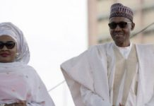 Aisha Buhari has in the past used her popularity on social media to criticise her husband's gov't