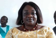 Joyce Adwoa Akoh Dei, MP for Bosome-Freho Constituency