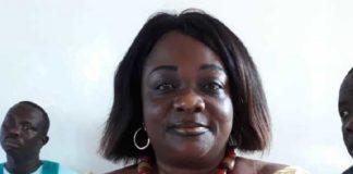 Joyce Adwoa Akoh Dei, MP for Bosome-Freho Constituency