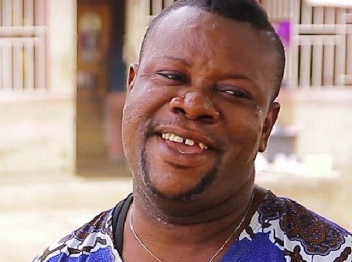 Kumawood actor Nana Yeboah