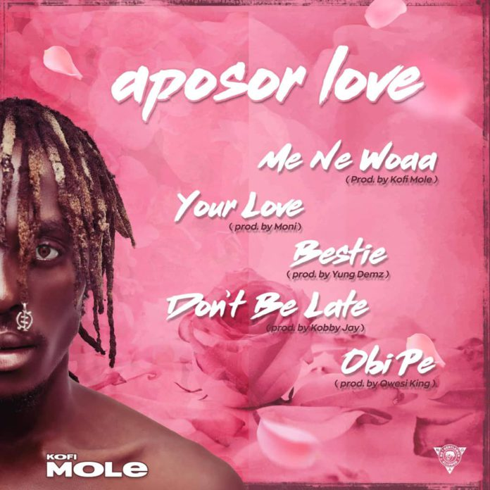 Kofi Mole album