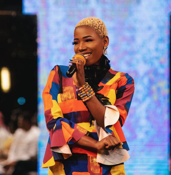 Ghanaian songstress, Efe Keyz