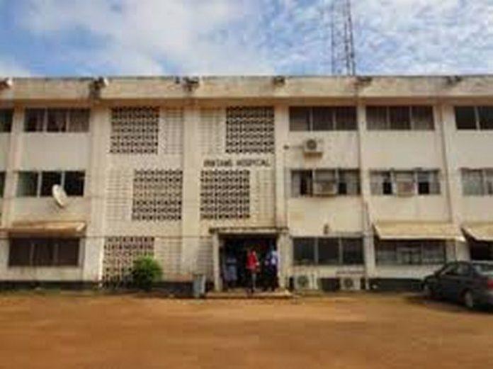 Pantang Hospital
