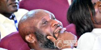 GFA Presidential Elections: George Afriyie: