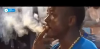 Rev. Obofour tells member to smoke 'wee' during service