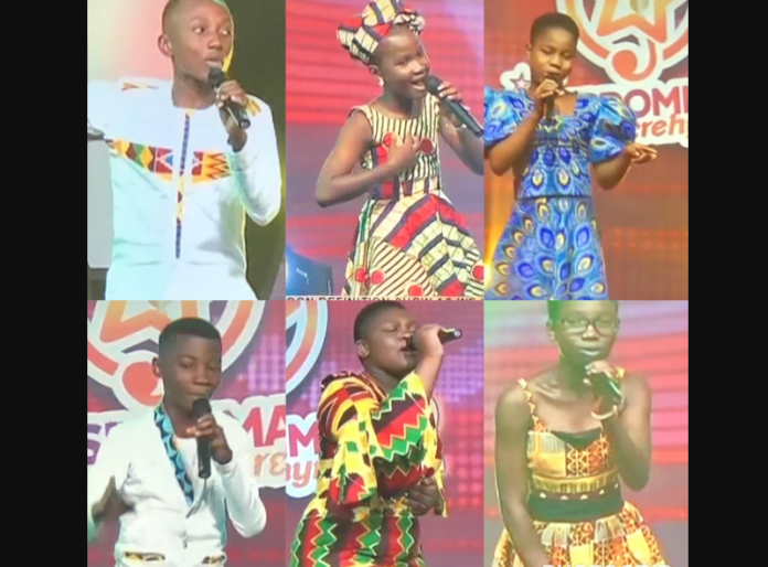 Nsoromma Season 2: First 10 contestants exhibit music prowess