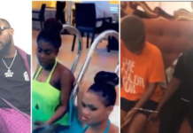 Davido sets pregnancy accusers free; posts video of them chilling with his latest song