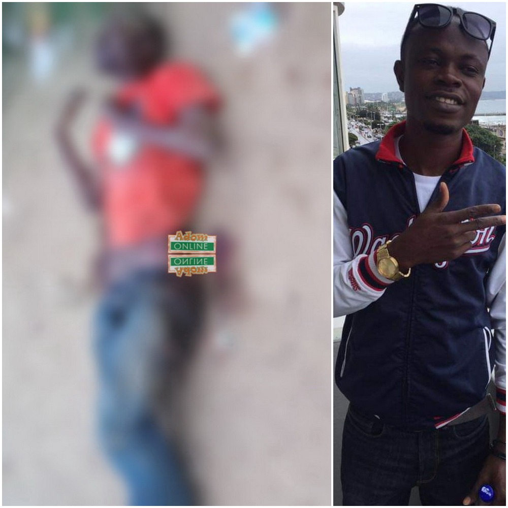Photos+Audio: Man arrested over gruesome murder of friend at Budumburam 1
