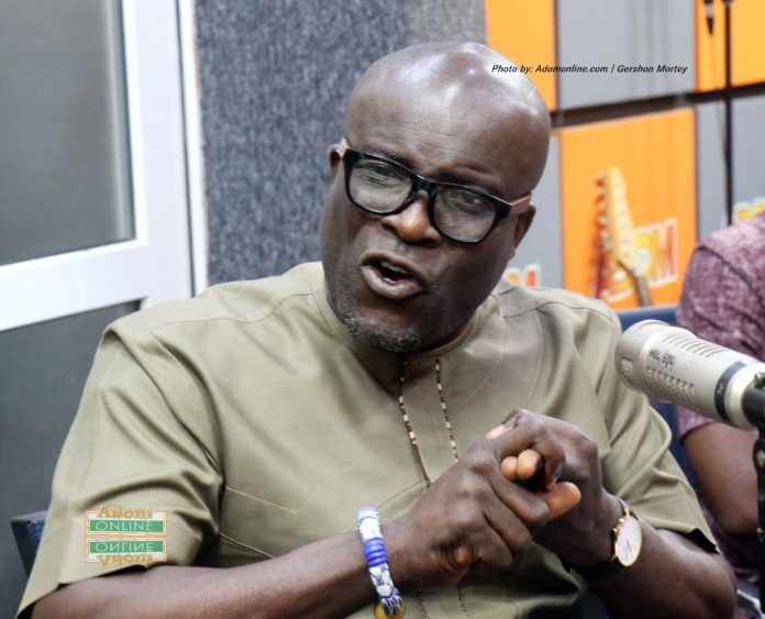 New Patriotic Party (NPP) Member of Parliament for Tema East, Daniel Nii Kwartei Titus–Glover