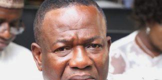 Samuel Kofi Dzamesi, Minister of Chieftaincy and Religious Affairs