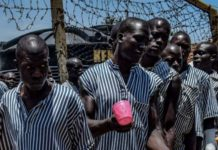 Prisoners in Kenyan jails earn less than $1 a year
