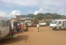 State of Jaman South Municipal lorry station