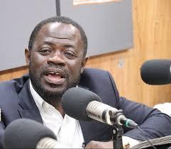 Kodwo Boateng Agyemang, New Juabeng North Chairman of the NPP